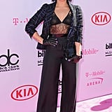 She Showed Off Her Strong Body at the Billboard Music Awards