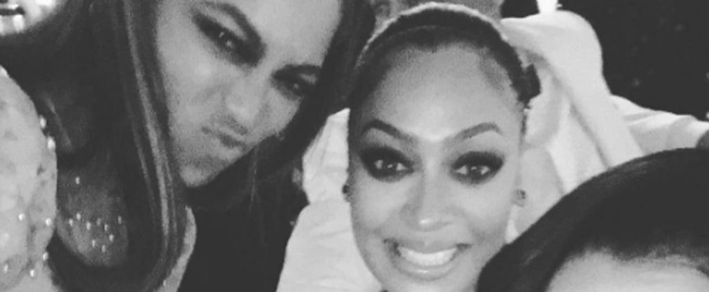 Nicki Minaj and Beyonce Met Gala Instagram Photo 2016