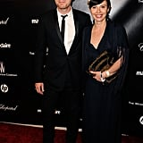 Ewan McGregor was on the red carpet at the Weinstein Company's after party.