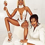 Mary J. Blige and Lil' Kim
