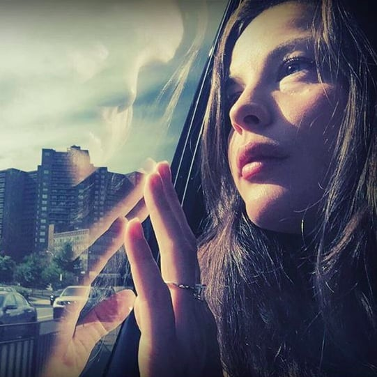 Liv Tyler Gives Us a Closer Look at Her Engagement Ring — and David Beckham!