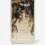 Factory Skinnydip London Fairy Dust iPhone 6 Case - Black Glitter ($17, originally $28)