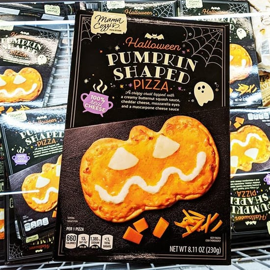 Aldi Is Selling Pumpkin-Shaped Pizzas For Halloween