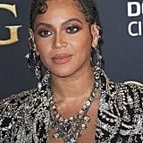 Beyoncé Knowles's Finger Wave Cornrows (Special Mix Color)