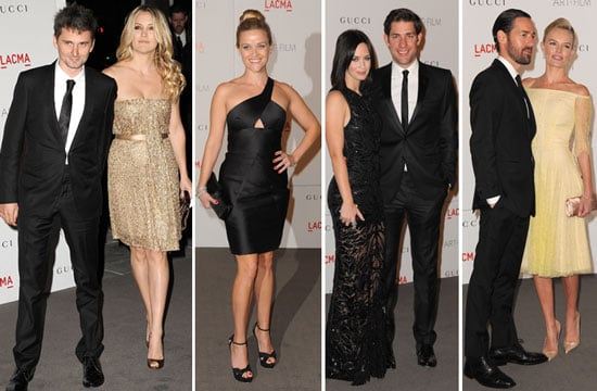 Kate Bosworth, Reese Witherspoon, Kate Hudson Pictures at LACMA