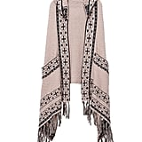 Kendall and Kylie x PacSun Poncho