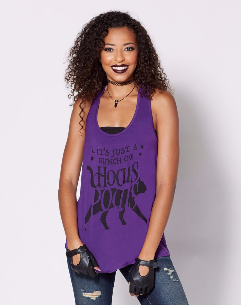 Hocus Pocus Clothing Line at Spencer's