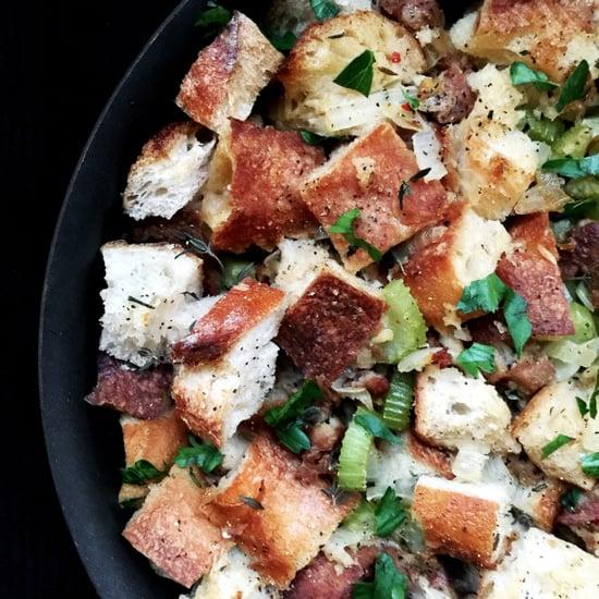 Italian Sausage Stuffing Recipe