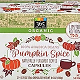365 Everyday Value Pumpkin Spice Coffee Capsules ($7)