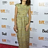 Marisa Tomei hit the red carpet for the Inescapable premiere at the Toronto International Film Festival.
