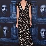 """Lena Headey (Cersei Lannister): 5'5"""""""