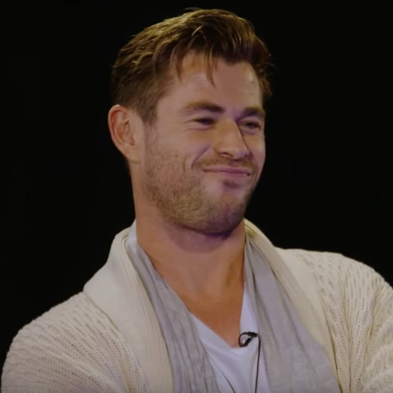 Chris Hemsworth Scarlett Johansson Insult Each Other Video