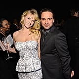 Kelli Garner and Johnny Galecki