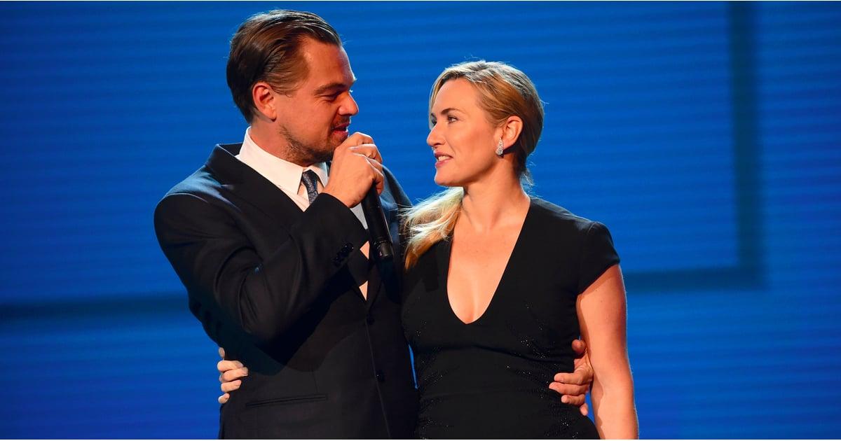 Leonardo DiCaprio With Kate Winslet and Billy Zane July ...