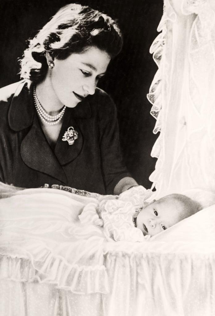 Prince Charles, November 1948
