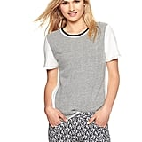 Texture gives this Gap tee ($27) a cooler edge.