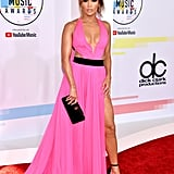 Jennifer Lopez's American Music Awards Dress 2018