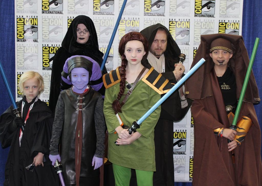 Star Wars Family