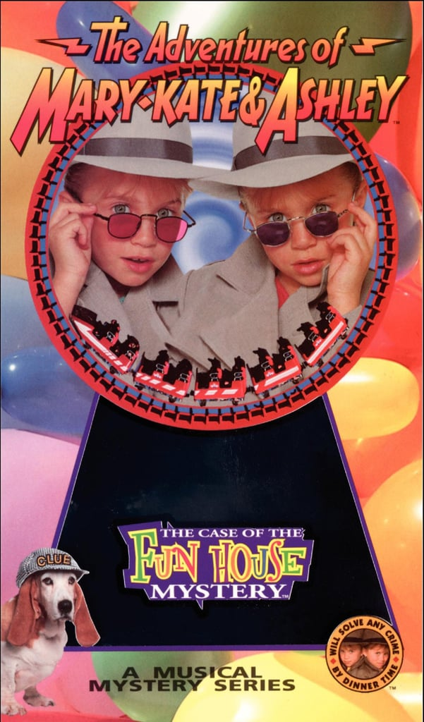 The Adventures of Mary-Kate and Ashley: The Case of the Fun House Mystery