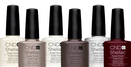 New Shellac Colours Launching Next Month