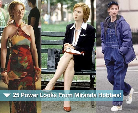 Miranda Hobbes Sex and the City Style