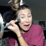 Everyone s Taking the One-Minute Makeup Challenge on TikTok, and Phew, It s Chaotic