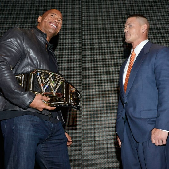 John Cena Quotes About Working With Dwayne Johnson 2018