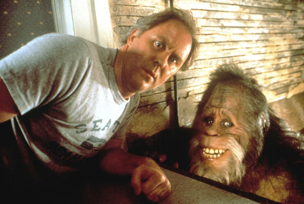 Harry and the Hendersons (1987) | '80s and '90s Kids ...Kevin Peter Hall Harry And The Hendersons