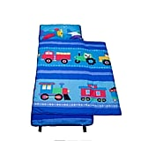Kids Trains, Planes, Trucks Cotton Nap Mat