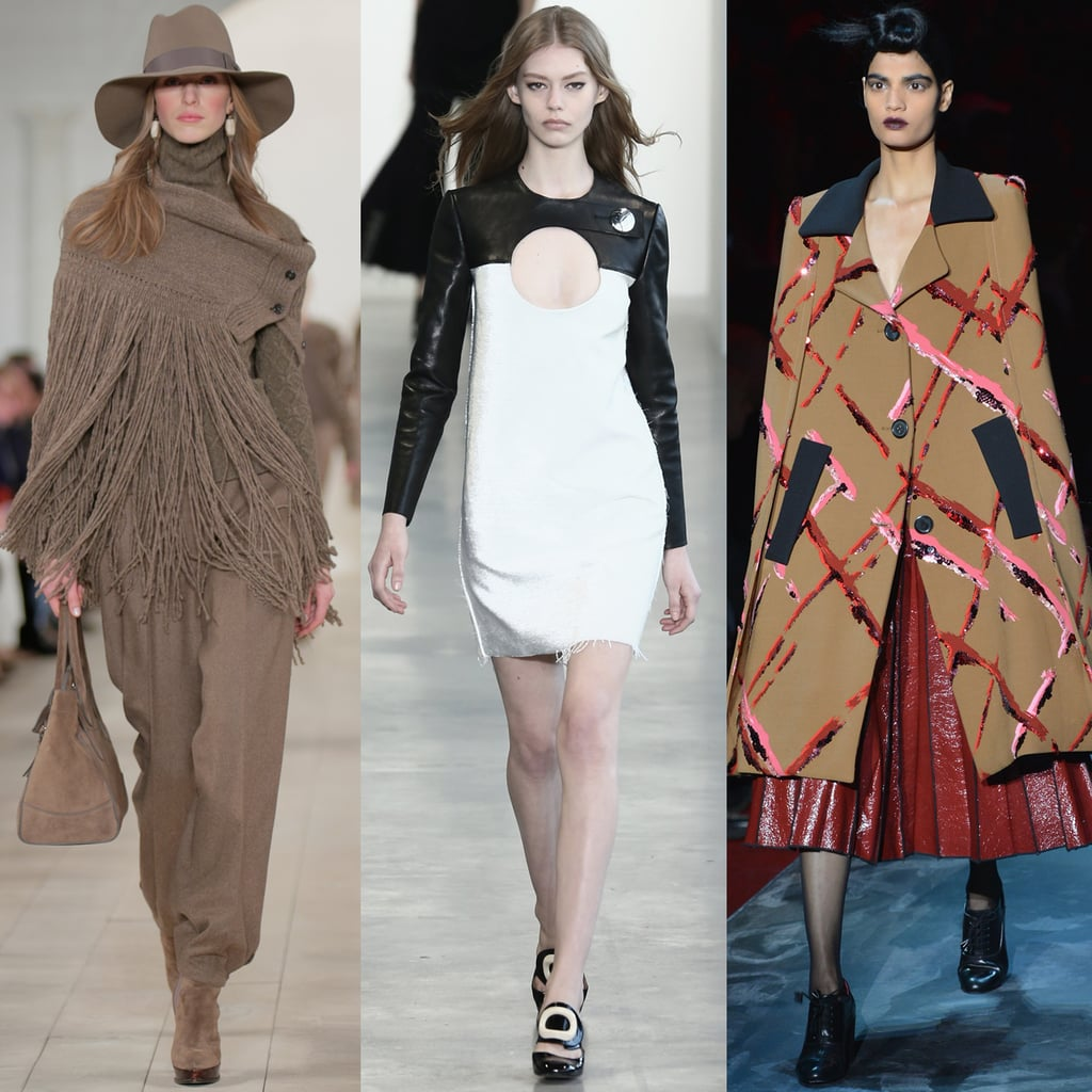 All the Trends at New York Fashion Week Autumn 2015