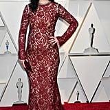 Krysten Ritter at the 2019 Oscars