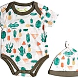 Guess Bodysuit and Hat Set