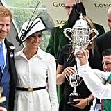 Harry and Meghan's Royal Ascot Debut
