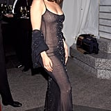 Jennifer Lopez at the 17th Annual CFDA Awards