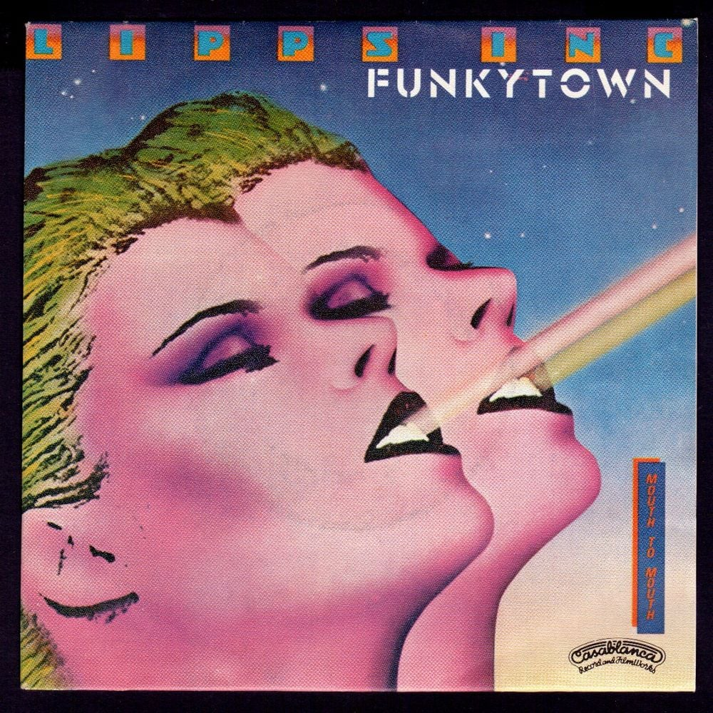 """""""Funkytown"""" by Lipps Inc."""
