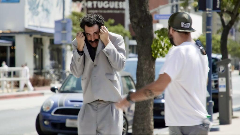Rudy Giuliani's Scenes in Borat Subsequent Moviefilm