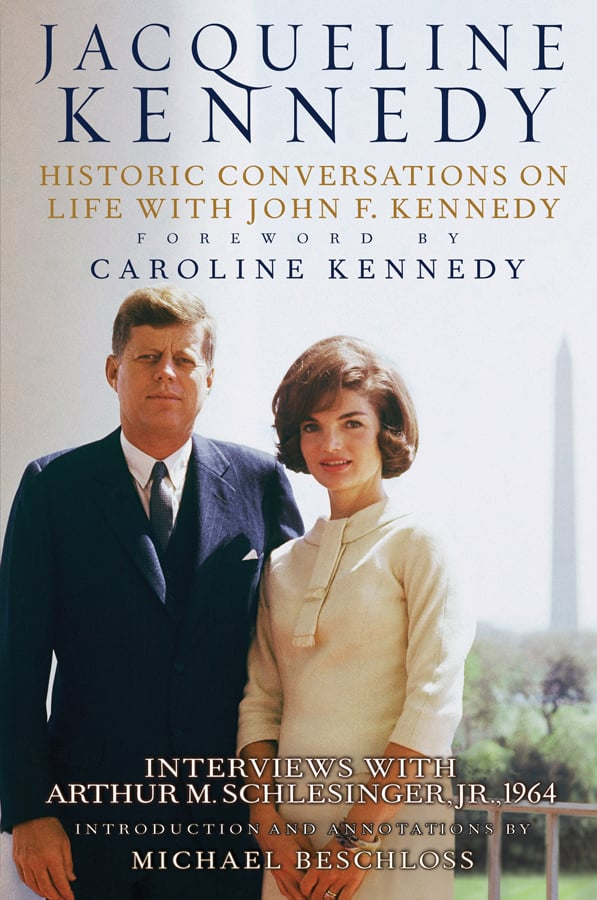 Jacqueline Kennedy Book