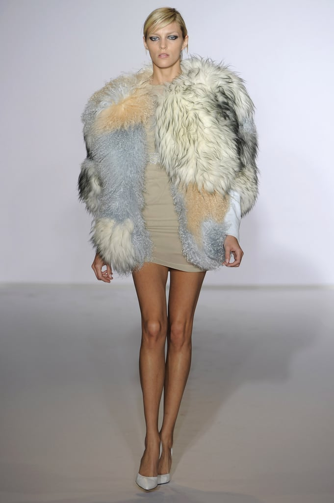 Preen Fall 2009 Stars a Chubby, Two More Comeback Models