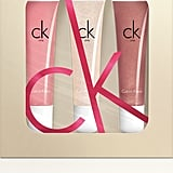 Ck One Color High-Shine Gloss Trio