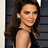 Kendall Jenner Hair February 2019