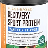 Plant-Based Recovery Sport Protein