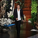 More Photos From Colton's Appearance on The Ellen DeGeneres Show