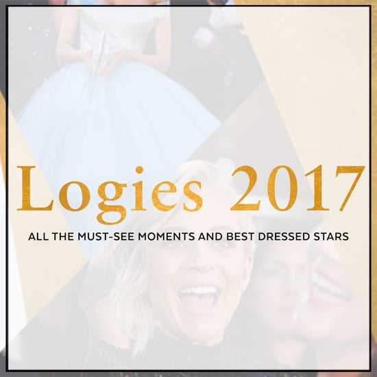 2017 Logies Red Carpet and Dresses