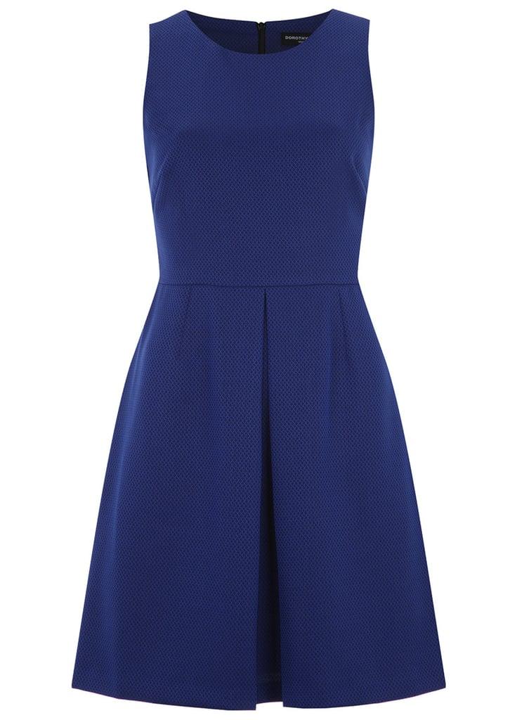 Dorothy Perkins Cobalt Woven Skater Dress