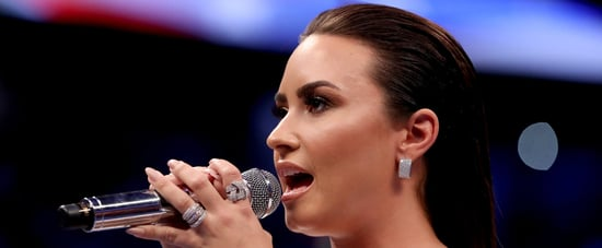 Demi Lovato Announced as Super Bowl National Anthem Singer