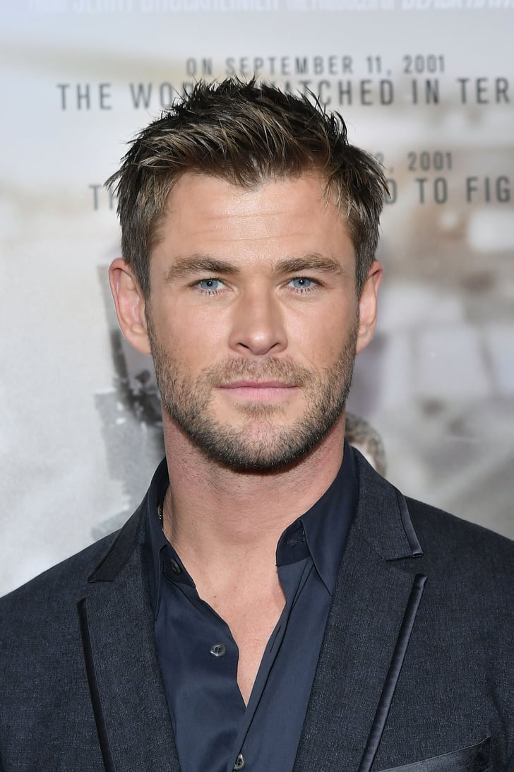 Chris Hemsworth | Men in Black International Cast ...