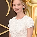 Calista Flockhart at 2014 Oscars