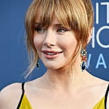 Bryce Dallas Howard's Hair at  Critics' Choice Awards 2017