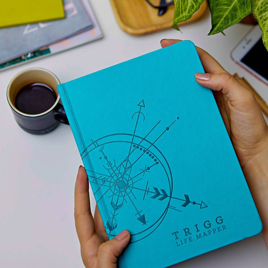 Moving Stationery Trigg 2019 Life Mapper Journal