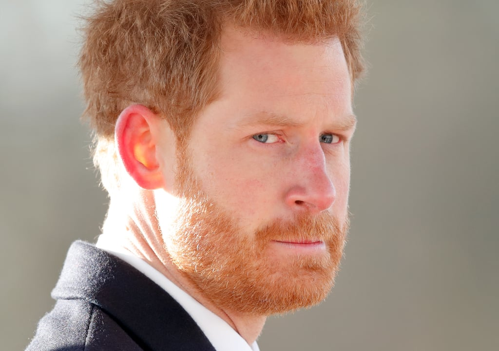What Is Prince Harry's Eye Colour?
